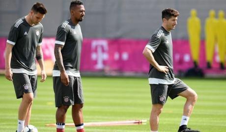 NÓNG: Công thần Bayern đánh tiếng muốn ra đi