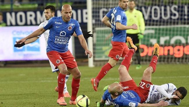 Nhận định bóng đá Troyes vs Caen, 1h00 ngày 29/4 (Vòng 35 Ligue 1 2017/18)