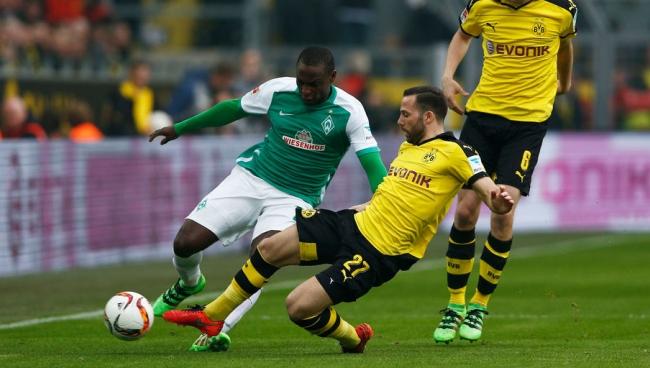 Nhận định bóng đá Bremen vs Dortmund, 23h00 ngày 29/04 (Vòng 32 Bundesliga 2017/18)