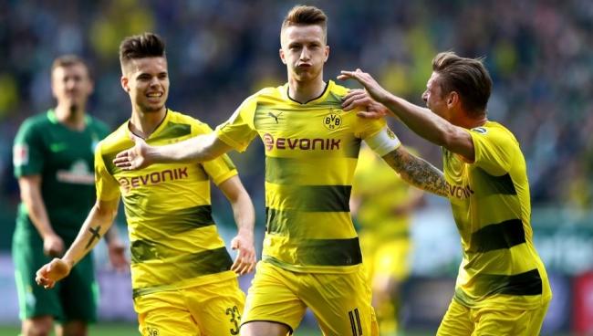 Nhận định bóng đá the Dortmund vs Mainz, 20h30 ngày 02/05 (Vòng 33 Bundesliga 2017/18)