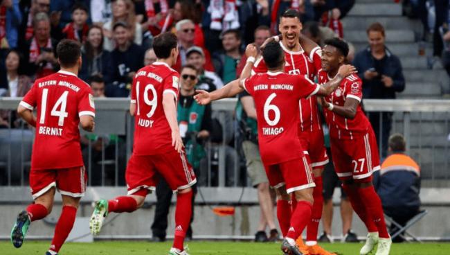 Nhận định bóng đá the Cologne vs Bayern Munich, 20h30 ngày 02/05 (Vòng 33 Bundesliga 2017/18)