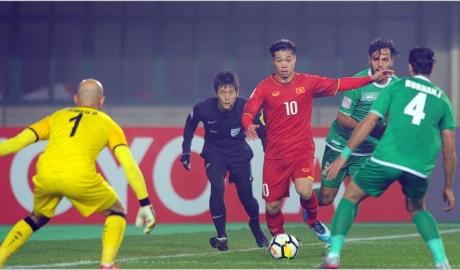 Ba đối thủ của Việt Nam tại VCK Asian 2019 từng tham dự World Cup