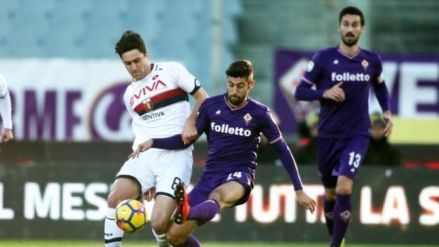 Nhận định bóng đá Genoa vs Fiorentina, 20h00 ngày 06/05 (Vòng 36 Serie A 2017/18)