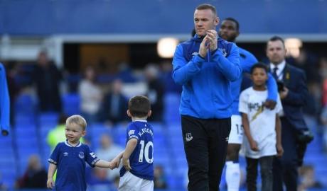 Rooney rục rịch rời Everton sau 1 mùa giải