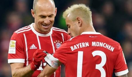 Bayern tiếp tục trao hợp đồng mới cho 2 công thần