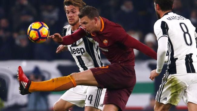 Nhận định bóng đá Roma vs Juventus, 1h45 ngày 14/5 (Vòng 37 Serie A 2017/18)