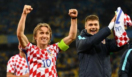ĐT Croatia dự World Cup 2018: Lần cuối cho Modric