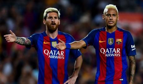 Messi: 'Thật kinh khủng nếu Neymar gia nhập Real'