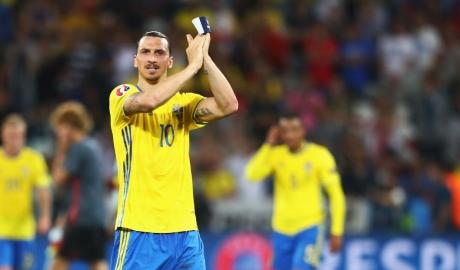 Thụy Điển chốt danh sách 23 cầu thủ - tất nhiên không có Ibra