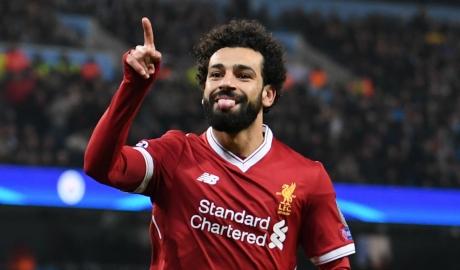 Góc thống kê: Salah bùng nổ nhất Ngoại hạng Anh mùa 2017/18