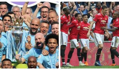 Ngoại hạng Anh chia tiền thưởng: M.U vẫn  vô đối, Man City khóc ròng