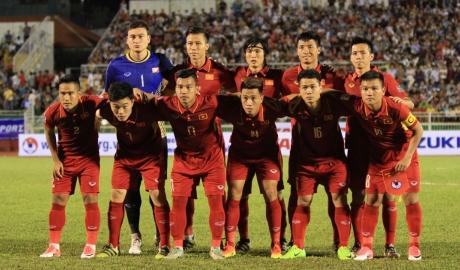 ĐT Việt Nam lên hạng 102 trên BXH FIFA, vững ngôi số 1 Đông Nam Á