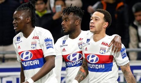 Vòng 38 Ligue 1: Lyon giành vé dự Champions League