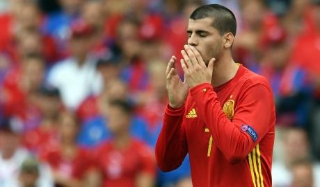 Morata và Bellerin vắng mặt trong đội hình Tây Ban Nha tới World Cup