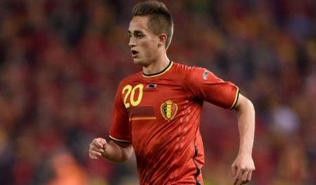 ĐT Bỉ dự World Cup 2018: Cựu thần đồng MU có tên