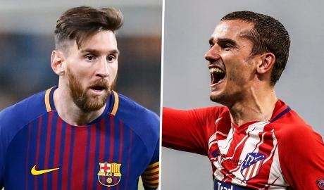 Messi 'bật đèn xanh' cho Griezmann đến Barca
