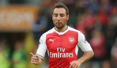 Arsenal xác nhận chia tay Cazorla