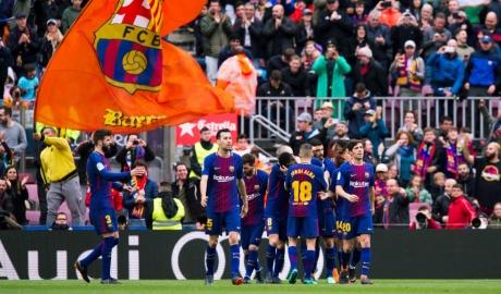 Cầu thủ Barcelona có mặt ở mọi bảng đấu World Cup 2018