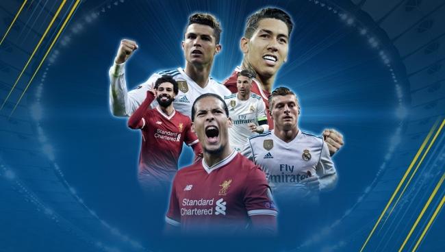 Nhận định bóng đá Real Madrid vs Liverpool, 1h45 ngày 27/5 (Chung kết Champions League 2017/18)