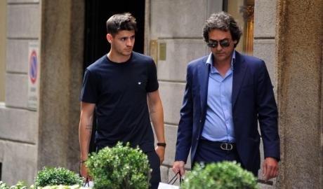Bí mật gặp giám đốc Juventus, Morata sẵn sàng rời Chelsea?