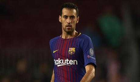 Barca sắp gia hạn hợp đồng với Busquets