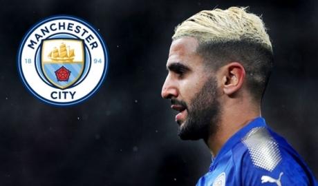 Man City đón Mahrez trong tuần này?