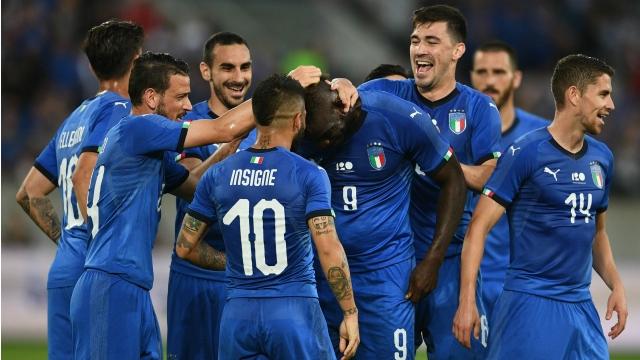 Italy 2 - 1 Saudi Arabia (Giao hữu 2018)