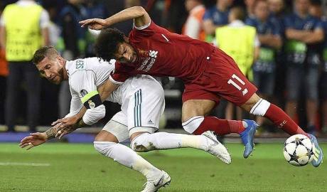 Ramos trắng án sau pha xấu chơi ở chung kết Champions League