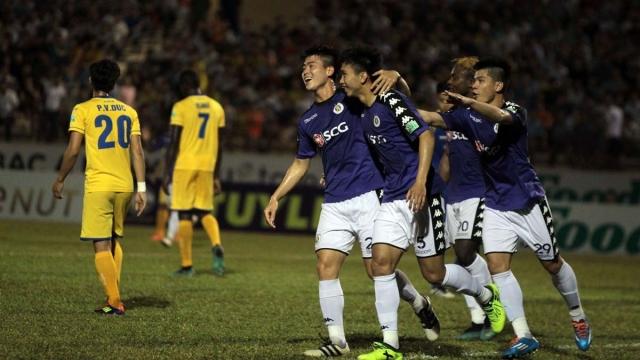 SLNA 1-2 Hà Nội (Vòng 10 V.League 2018)