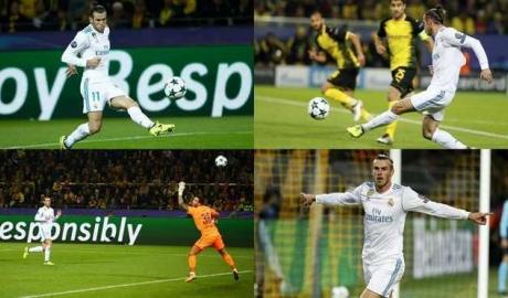 Đánh bại Ronaldo, Bale giật giải bàn thắng đẹp nhất