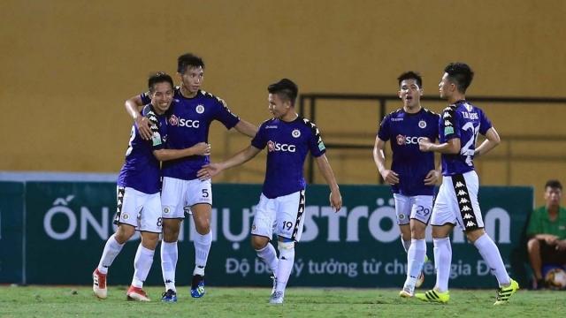 Hà Nội 4-0 Khánh Hòa (Vòng 11 V.League 2018)