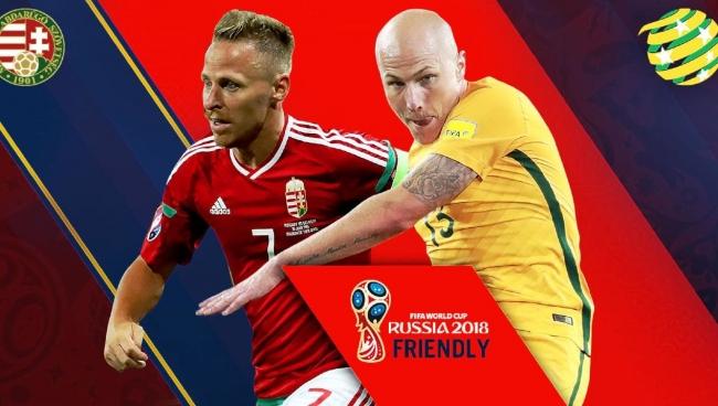 Nhận định Hungary vs Australia, 22h30 ngày 09/06 (Giao hữu quốc tế)