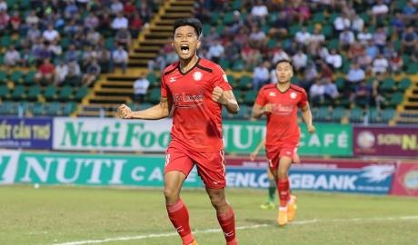 CLB TP HCM không thắng trận thứ bảy liên tiếp ở V.League