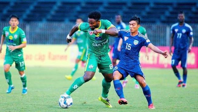 Nhận định Khánh Hòa vs Cần Thơ, 17h00 ngày 12/06 (Vòng 13 - V.League 2018)