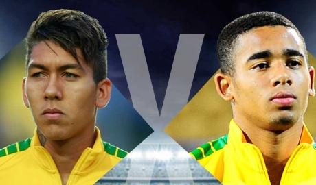 Firmino và Jesus, ai sẽ lĩnh xứng hàng công tuyển Brazil?