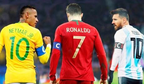 Ibrahimovic xếp Neymar trên Messi, Ronaldo tại World Cup 2018
