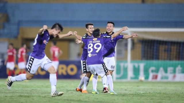 Hà Nội 4-1 Quảng Ninh (Vòng 13 V.League 2018)