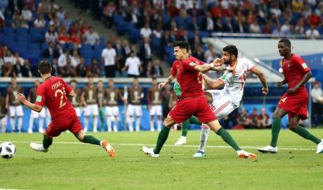 Costa ghi bàn đầu tiên được xác định bởi công nghệ VAR tại World Cup