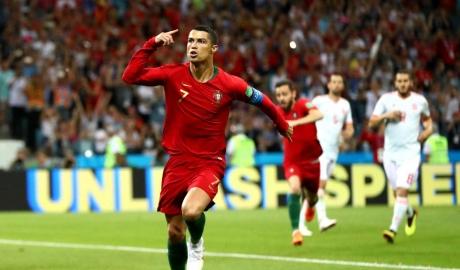 Ronaldo trở thành ứng viên số một đoạt Giày Vàng World Cup