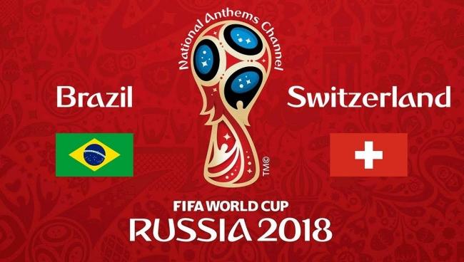 Nhận định Brazil vs Thụy Sỹ, 01h00 ngày 18/06: Bảng E World Cup 2018