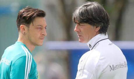 Gặp Mexico, tuyển Đức sẽ làm điều chưa từng có với Ozil