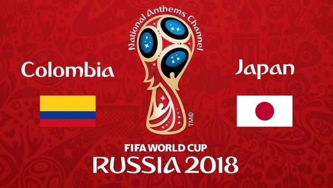 Nhận định Colombia vs Nhật Bản, 19h00 ngày 19/06: Bảng H World Cup 2018