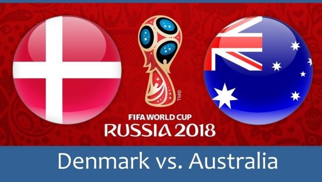 Nhận định Đan Mạch vs Australia , 19h00 ngày 21/06: Bảng C World Cup 2018