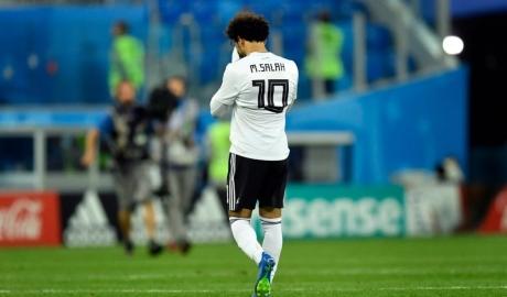 Salah kết thúc giấc mơ Quả bóng Vàng trong cay đắng