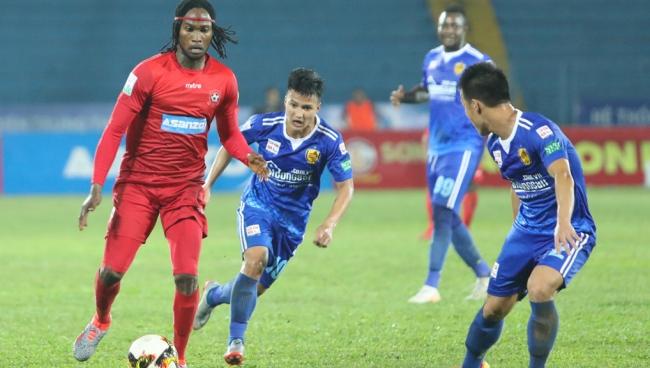 Nhận định Quảng Nam vs Hải Phòng, 17h00 ngày 22/06 (Vòng 15 - V.League 2018)