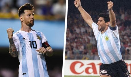 Sergio Ramos: 'Đẳng cấp của Maradona thua Messi cả mấy năm ánh sáng'