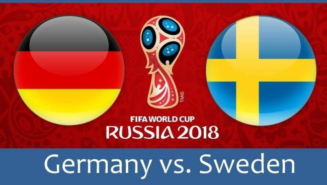 Nhận định Đức vs Thụy Điển, 01h00 ngày 24/06: Bảng F World Cup 2018