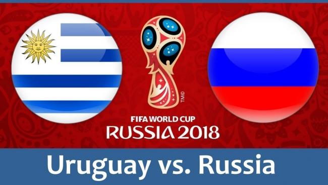 Nhận định Uruguay vs Nga, 21h00 ngày 25/06: Bảng A World Cup 2018