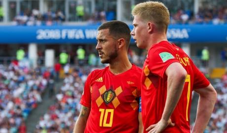 2 ngôi sao Bỉ cãi lời HLV Roberto Martinez
