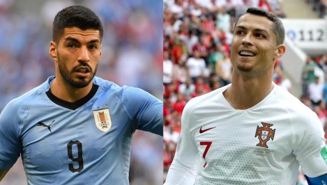 Nhận định Uruguay vs Bồ Đào Nha, 01h00 ngày 01/7: Vòng 1/8 World Cup 2018